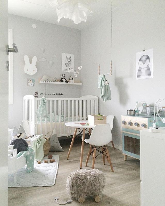 Chambre Bleu Enfant