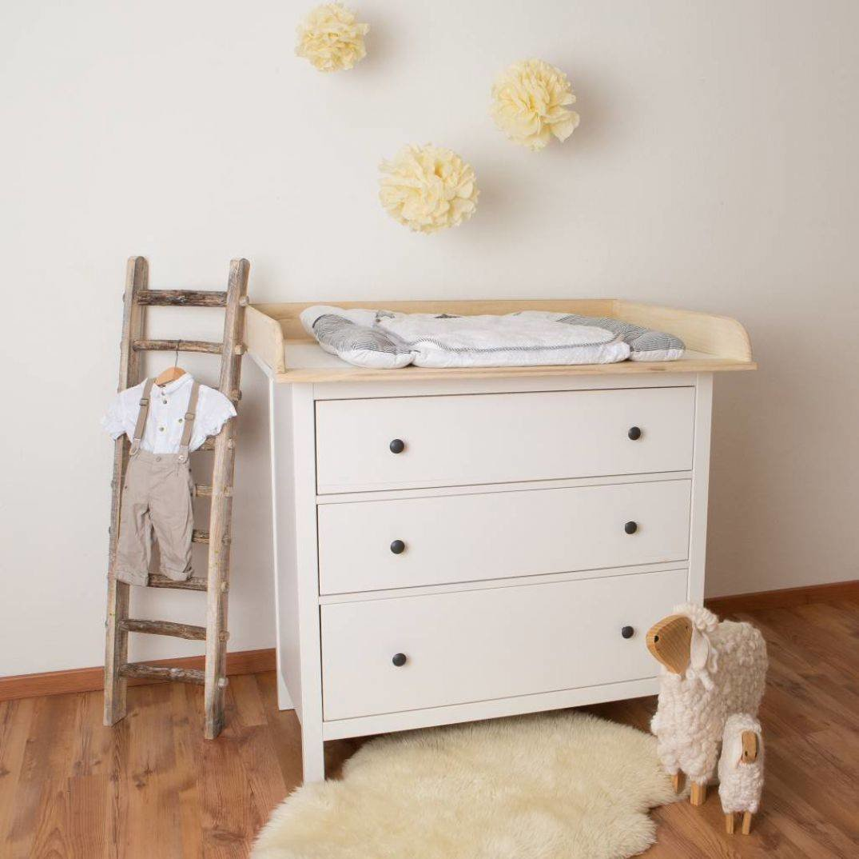 Les plus belles tables à langer pour bébé