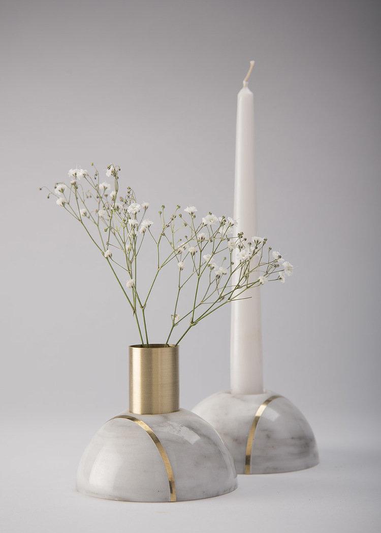 Les plus beaux  accessoires décoratifs dorés
