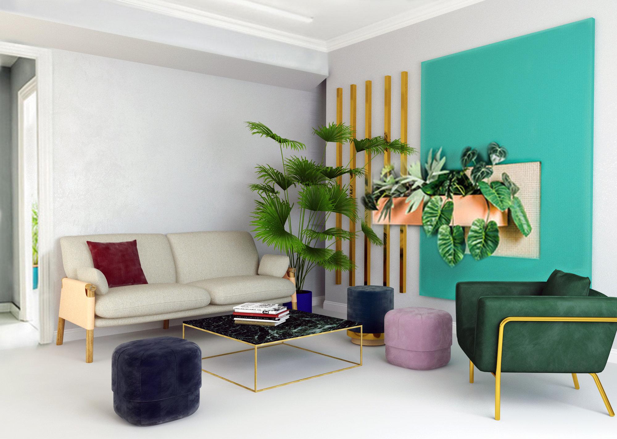 la d co r tro des ann es 60 est de retour inspiration. Black Bedroom Furniture Sets. Home Design Ideas