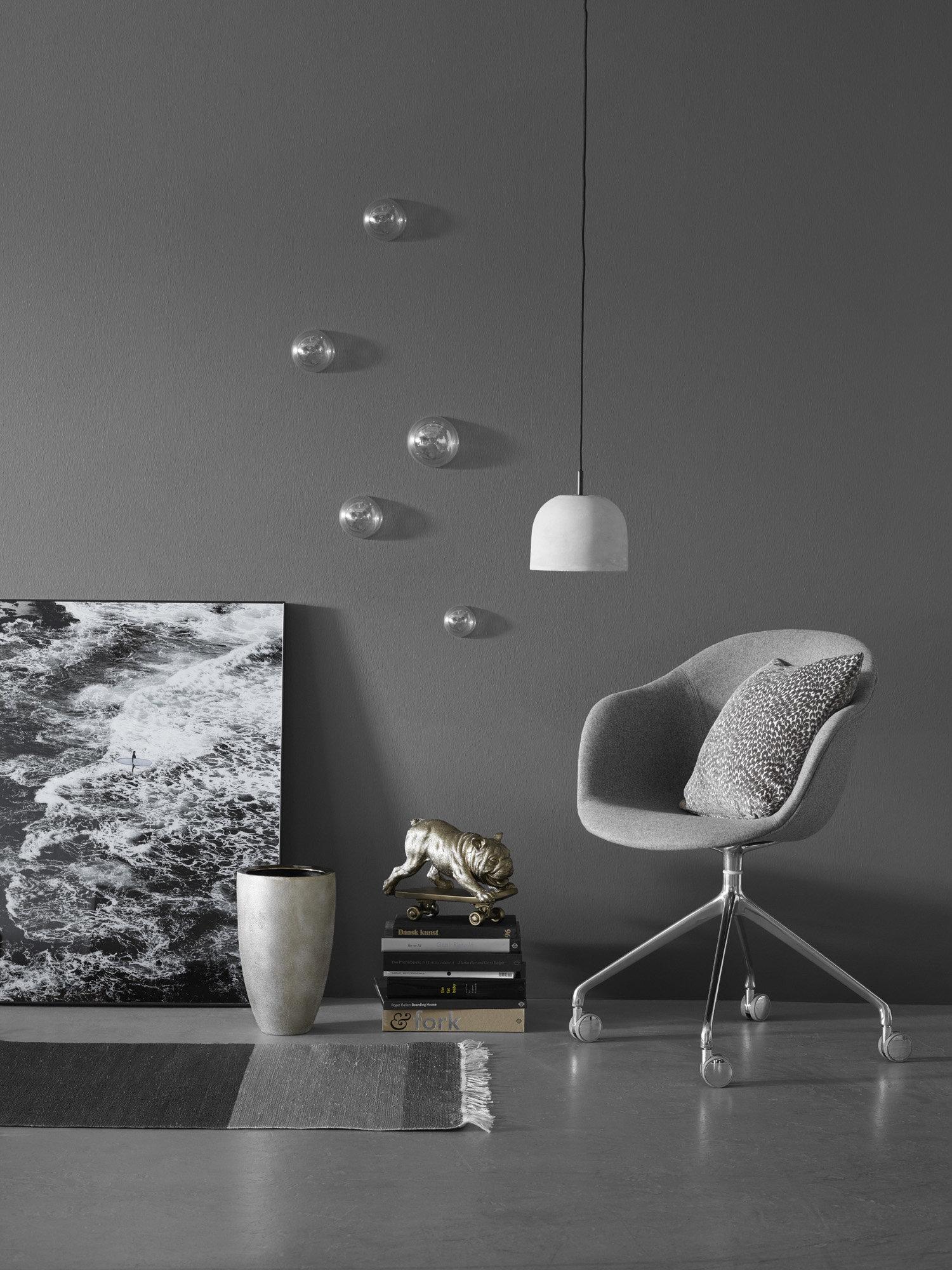Les chaises de bureau confortables et design