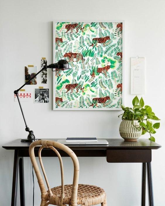 Les utilisations originales et inattendues du papier peint