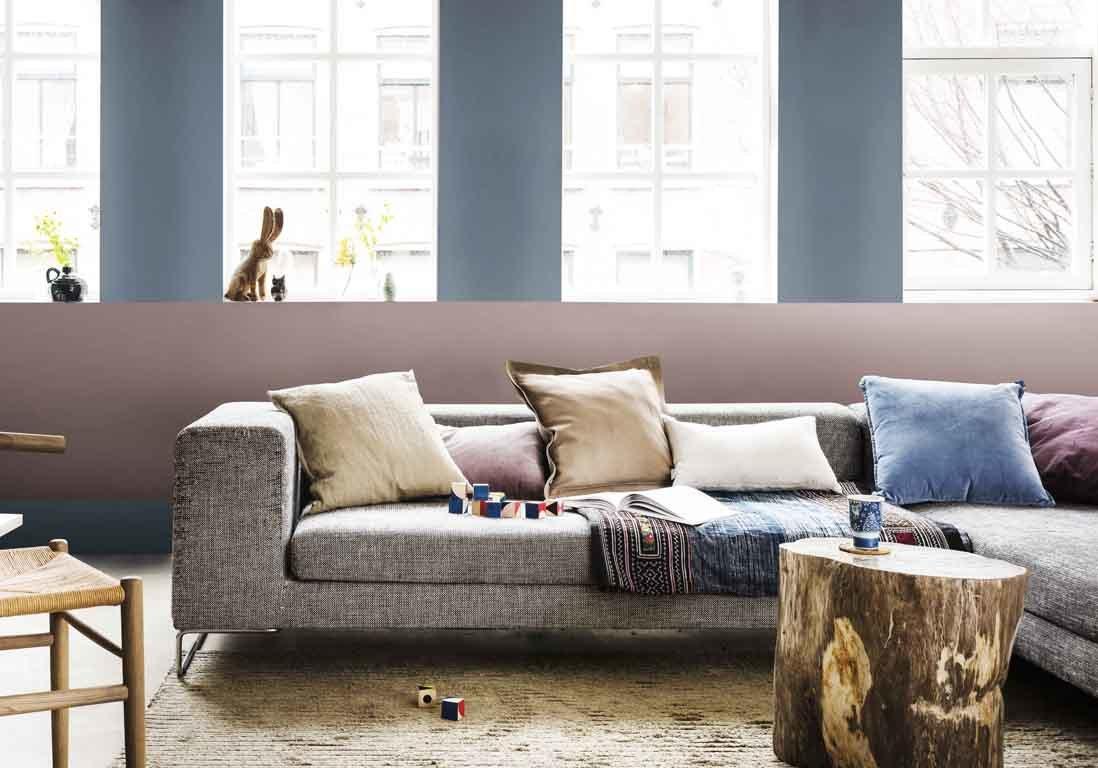 le brun cachemire lu couleur de l ann e 2018 salon nature inspiration style nature. Black Bedroom Furniture Sets. Home Design Ideas