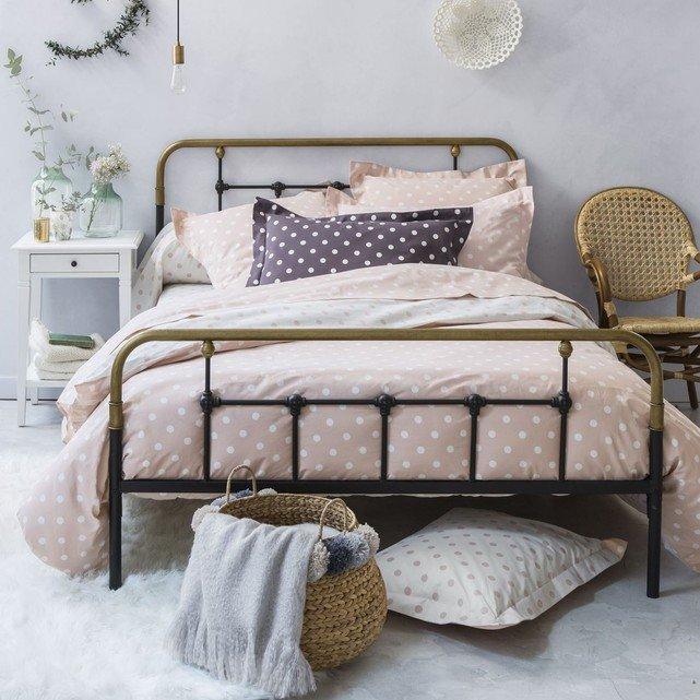 Chambre vintage dorée violet rose gris beige cuivre : inspiration ...