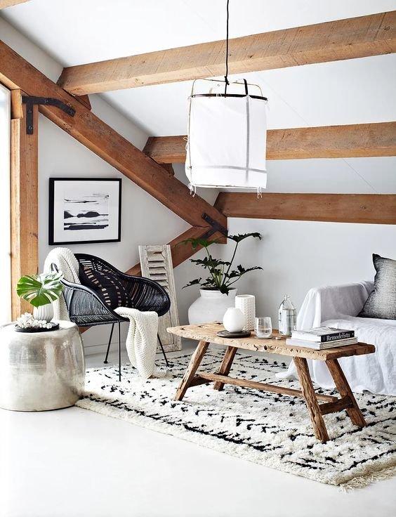 Salon tapis marocain
