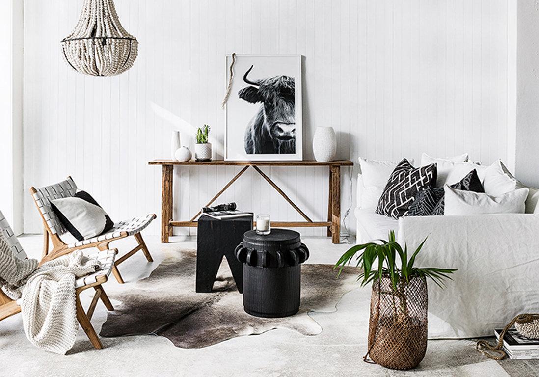 deco ethnique blanc. Black Bedroom Furniture Sets. Home Design Ideas