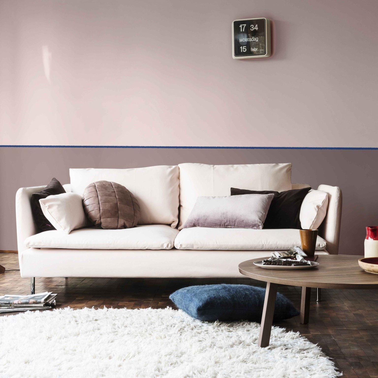 Le brun cachemire élu couleur de l'année 2018 salon scandinave