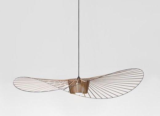 PETITE FRITURE Suspension VERTIGO grand by Constance GUISSET, fibre de verre, métal et polyuréthane